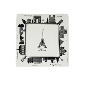Decor Plate City Block by 222 FIFTH